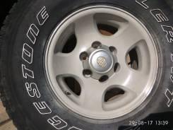 Bridgestone Dueler A/T 285/75R16. 8.0x16 6x139.70 ET0 ЦО 110,0мм.