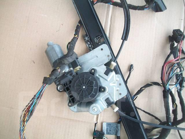 Стеклоподъемный механизм. BMW X5, E53 Двигатели: M54B30, M57D30TU, M62B44TU, N62B44, N62B48