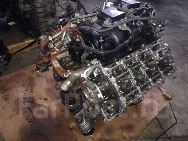 Двигатель 1UR-FE на Lexus