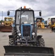 МТЗ 82. Трактор МТЗ-82 МПУУ-1