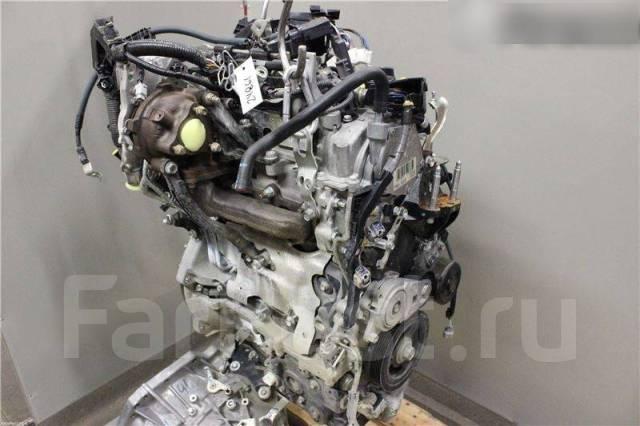 Двигатель 1ND-TV на Toyota