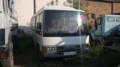 Nissan Civilian. Отличный автобус, 4 167куб. см., 30 мест