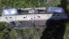 Жесткость бампера. Nissan Pulsar, N14