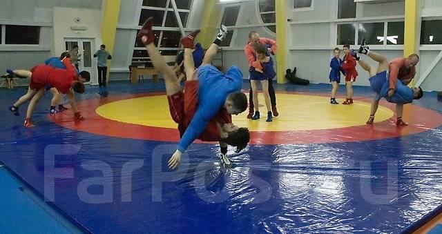 Самбо для дошкольников и школьников во Владивостоке