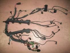 Проводка двс. BMW 7-Series, E65, E66 Двигатель N62B44