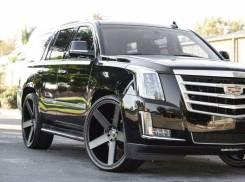 Cadillac. 10.0x24, 6x139.70, ET25. Под заказ