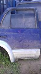 Дверь боковая. Toyota Hilux Surf, KZN185G, KZN185W, KZN185