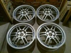 "Black Racing. 7.0x17"", 5x114.30, ET42"
