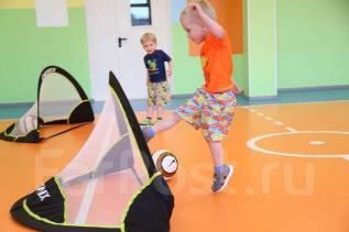"""Футбольная школа """"Форвард"""" Набор детей 3-6 лет во Владивостоке"""