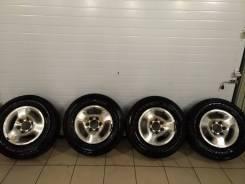 Продам колеса 245/70/16 Зима. x16 6x139.70