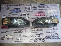 Линза фары. Subaru Legacy, BPE, BL5, BP9, BP5 Двигатели: EJ203, EJ20C, EJ253, EJ20Y, EJ20X, EJ30D, EJ204