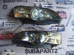 Линза фары. Subaru Legacy, BP5, BP9, BL5, BPE Двигатели: EJ203, EJ20C, EJ204, EJ30D, EJ20X, EJ20Y, EJ253