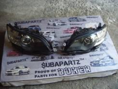 Фара. Subaru Legacy, BP5, BP9, BL5, BPE Двигатели: EJ204, EJ203, EJ20C, EJ20X, EJ30D, EJ20Y, EJ253