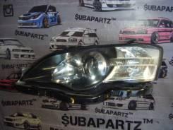 Фара. Subaru Legacy, BP9, BPE, BL5, BP5 Двигатели: EJ30D, EJ204, EJ203, EJ20C, EJ253, EJ20Y, EJ20X