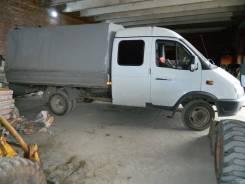 ГАЗ 330232. Газель тент Фермер, 2 800 куб. см., 1 500 кг.