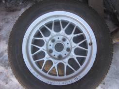 Шина на литом диске R16 225/55 BMW (на запаску). x16 5x120.00