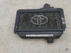 Радиатор интеркулера. Toyota Caldina, ST215G, ST215, ST215W Двигатель 3SGTE