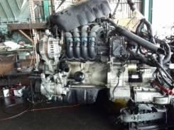Двигатель в сборе. Smart Forfour