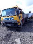 Unic UBA504J. Самогруз Митсубиси фуссо, 11 150 куб. см., 10 000 кг., 14 м.