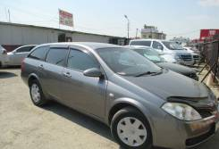 Nissan Primera. вариатор, передний, 2.0 (150 л.с.), бензин, 19 000 тыс. км