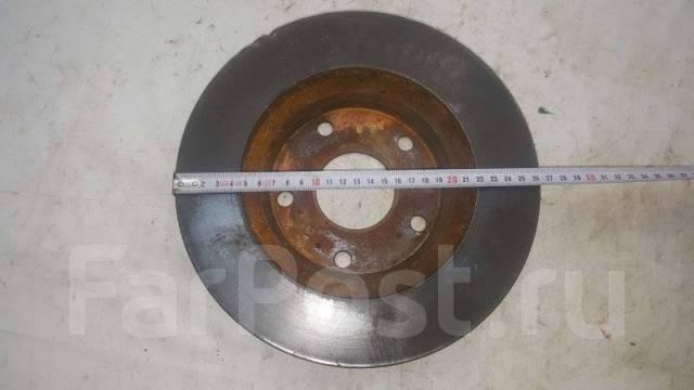 Тормозной диск MAZDA CAPELLA