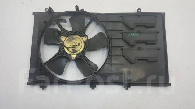 Диффузор радиатора MITSUBISHI LANCER