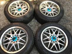 Sparco. 7.0/8.0x16, 5x114.30, ET35/38, ЦО 73,1 мм.