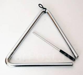Треугольники музыкальные.