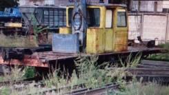 Автодрезина железнодорожная АГМу двигатель ЗиЛ 120 (бензин), 120 л/с