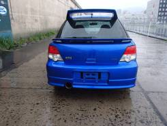 Спойлер. Subaru Impreza WRX, GGB, GGA, GG Subaru Impreza, GG3, GG2, GG9, GG5, GGB, GGA, GG Subaru Impreza WRX STI, GGB Двигатели: EJ205, EJ20, EJ161...