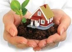 Оформление земельных участков и жилых домов