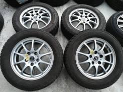 Hot Stuff Cross Speed Premium. 6.0x15, 5x114.30, ET43