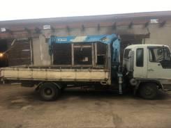Hino Ranger FC. Продается грузовик Hino Ranger с крановой установкой, 7 413 куб. см., 5 000 кг.
