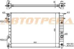 Радиатор OPEL OMEGA B 2.0/2.2/2.5/3.0 94-00 SAT SG-OP0004
