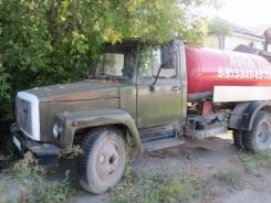 ГАЗ 3307. Продам асенезаторскую машину, 120 куб. см., 4,00куб. м.