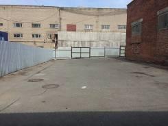 Место для размещения контейнеров на ул. Командорская, 11