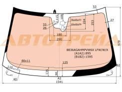 Стекло лобовое с обогревом в клей VOLVO S80 SEDAN/V70 XC70 2013-
