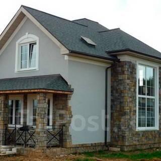 Отделка фасадов зданий облицовочным камнем