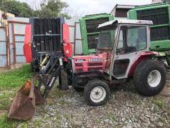 Shibaura. Мини-трактор D23F 4WD