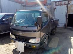 Hino Dutro. Продам бортовой грузовик, 4 600 куб. см., 2 200 кг.
