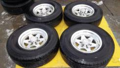 Комплект колес на Паджеро, Террано. x15 6x139.70