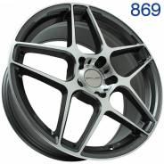 Sakura Wheels. 8.0x18, 5x114.30, ET35, ЦО 73,1мм. Под заказ