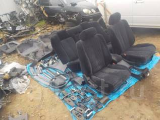 Салон в сборе. Toyota Chaser, JZX100 Двигатель 1JZGTE