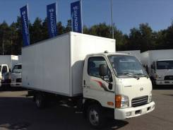 Hyundai HD35. Промтоварный фургон Hyundai HD-35, 2 497 куб. см., 900 кг.