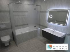 Ремонт ванной и санузла под ключ в Хабаровске