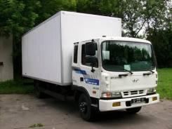 Hyundai HD120. Промтоварный фургон Hyundai HD-120, 5 899 куб. см., 6 900 кг.