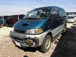 Mitsubishi Delica. автомат, 4wd, 2.8, дизель, 139 000тыс. км, б/п, нет птс. Под заказ