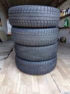 Michelin X-Ice FL. Зимние, без шипов, износ: 10%, 4 шт