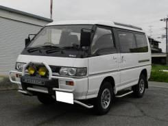 Mitsubishi Delica. автомат, 4wd, 2.5, дизель, 62 000тыс. км, б/п, нет птс. Под заказ