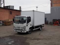 Isuzu Elf. Изотермический фургон Isuzu ELF 3.5, 2 999 куб. см., 900 кг.